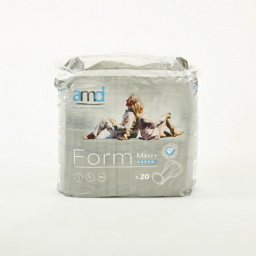 AMD Form Maxi Plus  - Incontinence Pads Pack of 20